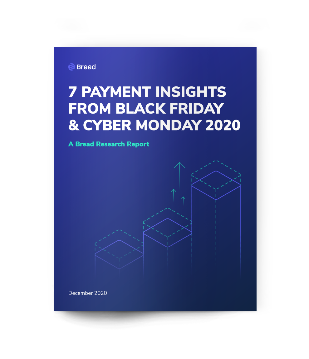 7 Payment Insights from Black Friday and Cyber Monday 2020